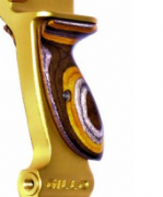 Gillo Stratified Multi Colour Wood Grip